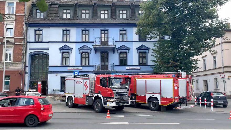 Jelenia Góra: Interwencja przy Wyszyńskiego
