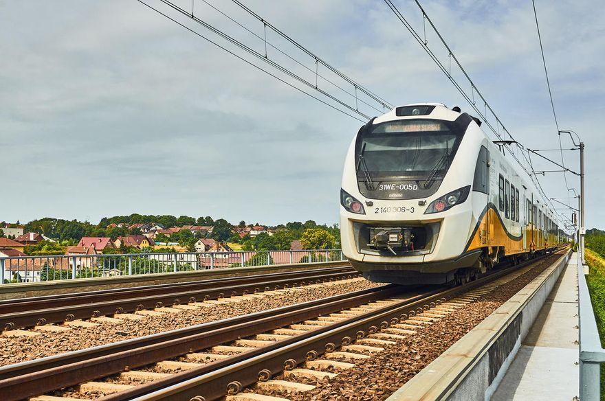 Region: Wracają pociągi KD
