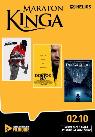 Jelenia Góra: Filmowy początek jesieni w kinach Helios!