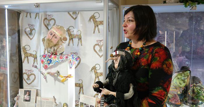 Karpacz: Wystawa wyjątkowych lalek w muzeum pod Śnieżką