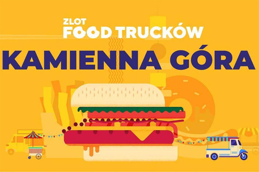 Kamienna Góra: Zjadą food trucki