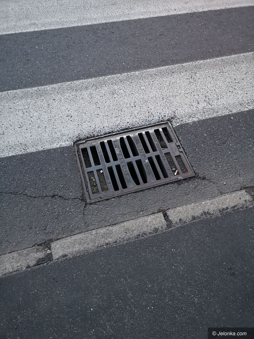Jelenia Góra: Budowa i przebudowa sieci kanalizacji deszczowej