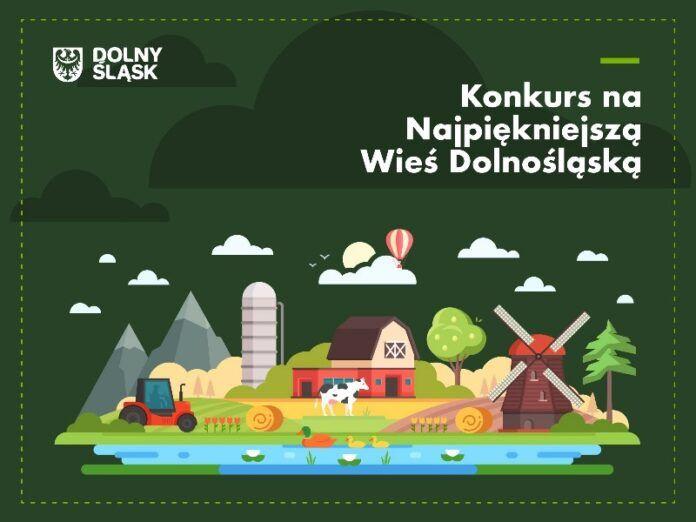 Dolny Śląsk: Najpiękniejsza wieś