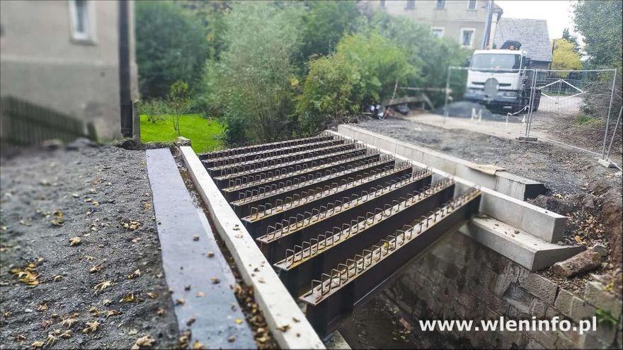 Strzyżowiec: Trwa remont mostu