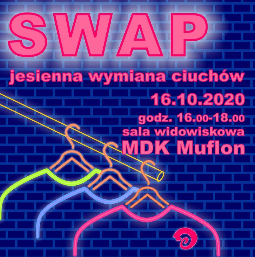 """Jelenia Góra: SWAP – jesienna wymiana ciuchów w """"Muflonie"""""""