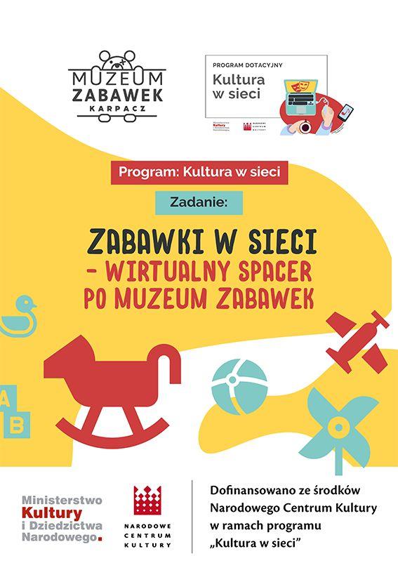 Karpacz: Wirtualny spacer po Miejskim Muzeum Zabawek