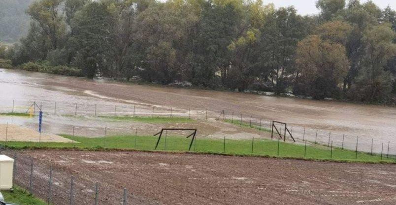 Złotoryja: Dużo wody w Kaczawie