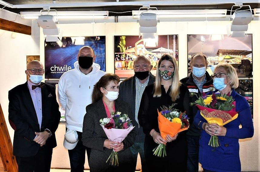 Karpacz: Spotkanie olimpijczyków