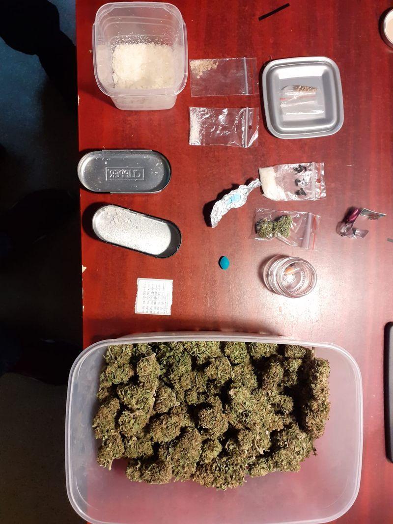 Jelenia Góra: Zatrzymany za narkotyki
