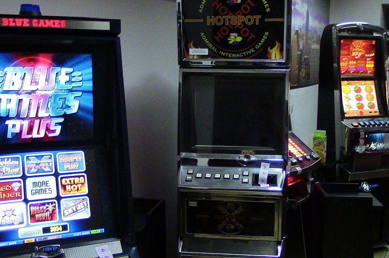 Region: Cios w nielegalny hazard