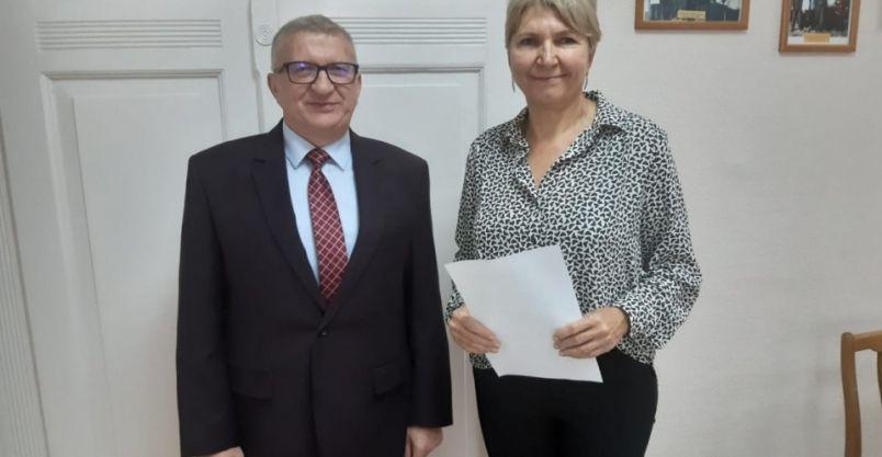 Złotoryja: Nowa prezes szpitala