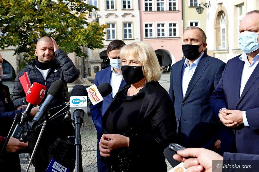 Jelenia Góra: PO apeluje, aby nie publikować wyroku TK