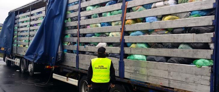 Region: Zatrzymano nielegalny transport odpadów