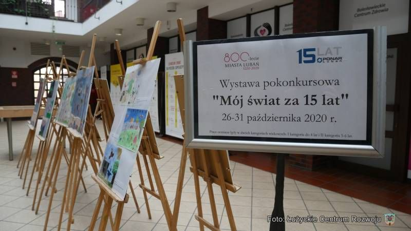 Lubań: Mój świat za 15 lat