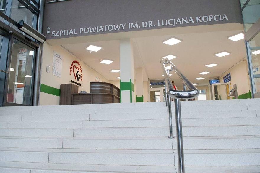 Lubań: Terytorialsi wspierają lubański szpital
