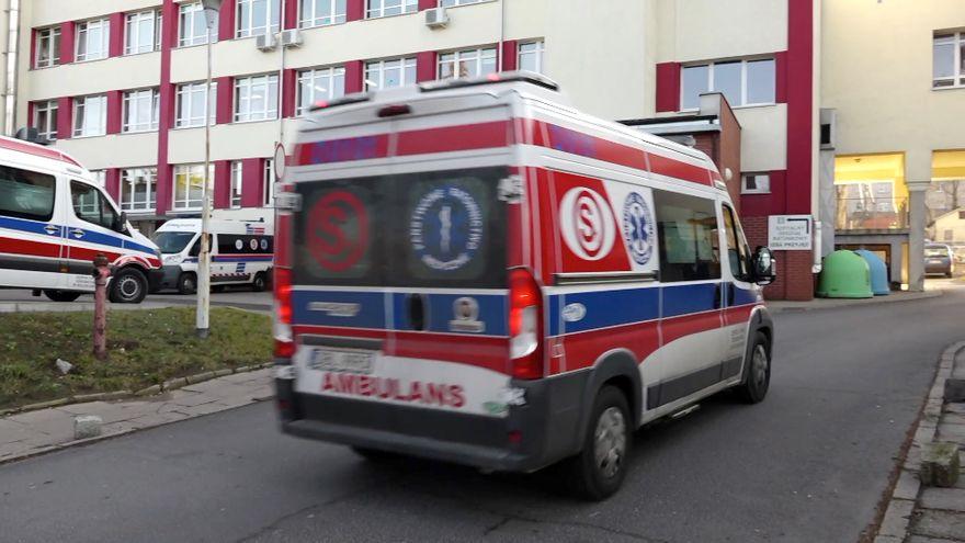 Jelenia Góra: Dramatyczna sytuacja w szpitalach w regionie