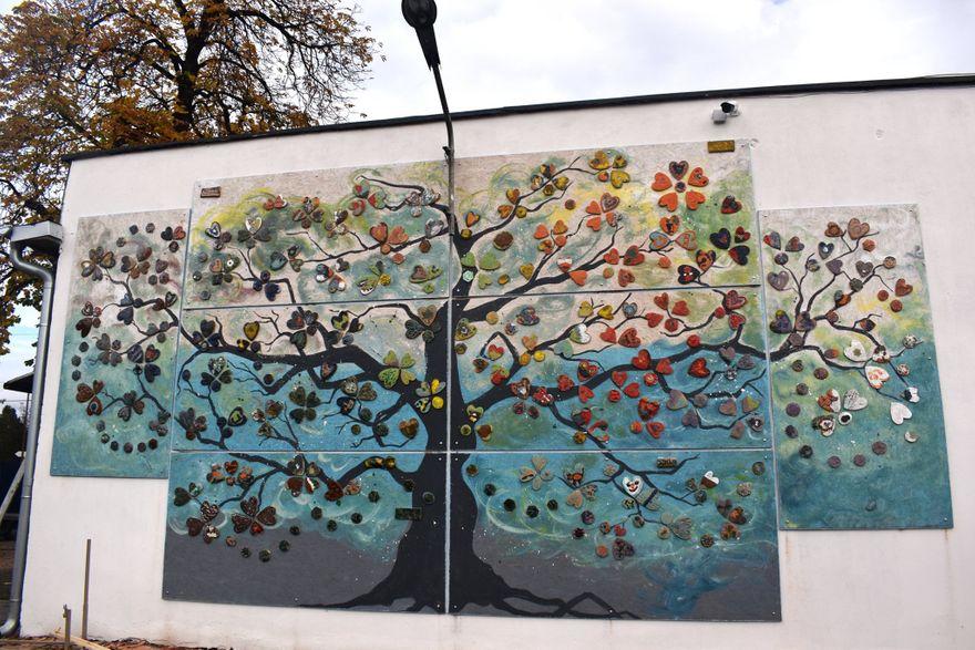 Mysłakowice: Drzewo marzeń gotowe