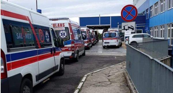 Bolesławiec: W szpitalu brakuje respiratorów i personelu