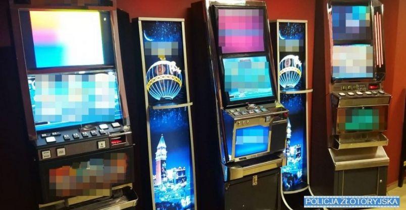 Złotoryja: Trzy nielegalne kasyna zostały zlikwidowane