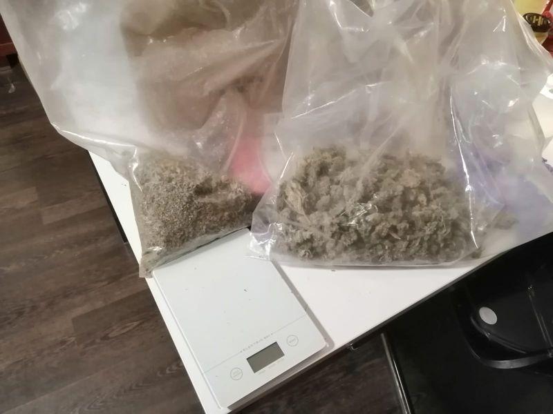 Jelenia Góra: Narkotyki w mieszkaniu