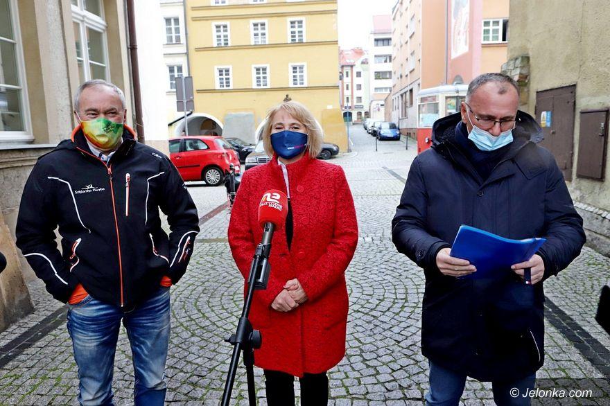 Jelenia Góra: Apelują o zatwierdzenie unijnego budżetu