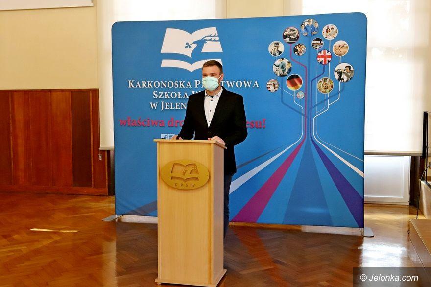 "Jelenia Góra: ""Karkonoska on tour"" od wiosny"
