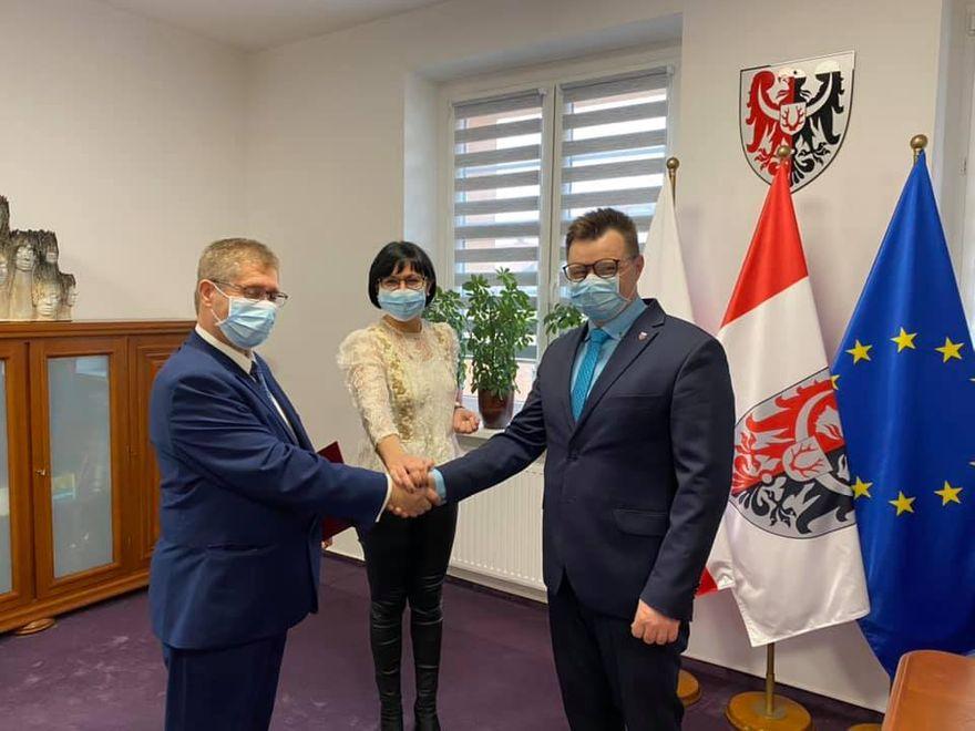 Powiat: Wiesław Dzierzba przechodzi na emeryturę