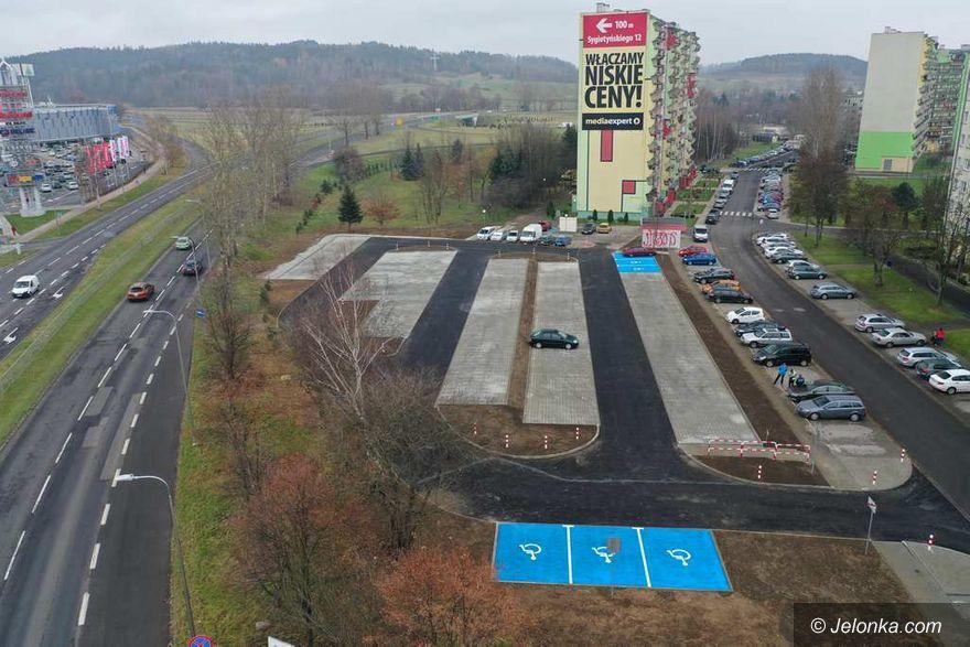 Jelenia Góra: Nowy parking gotowy