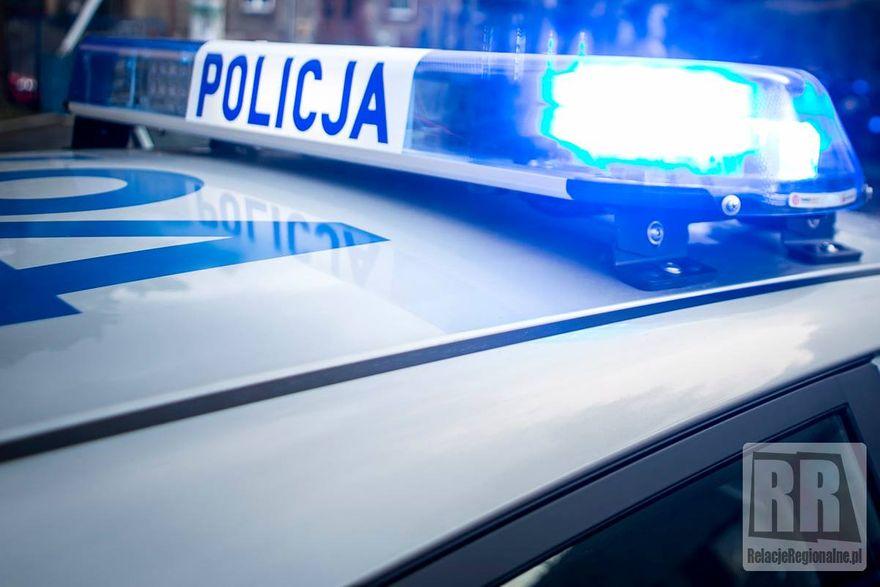 Przedwojów: Śmiertelny wypadek na DK5 – policja szuka sprawcy