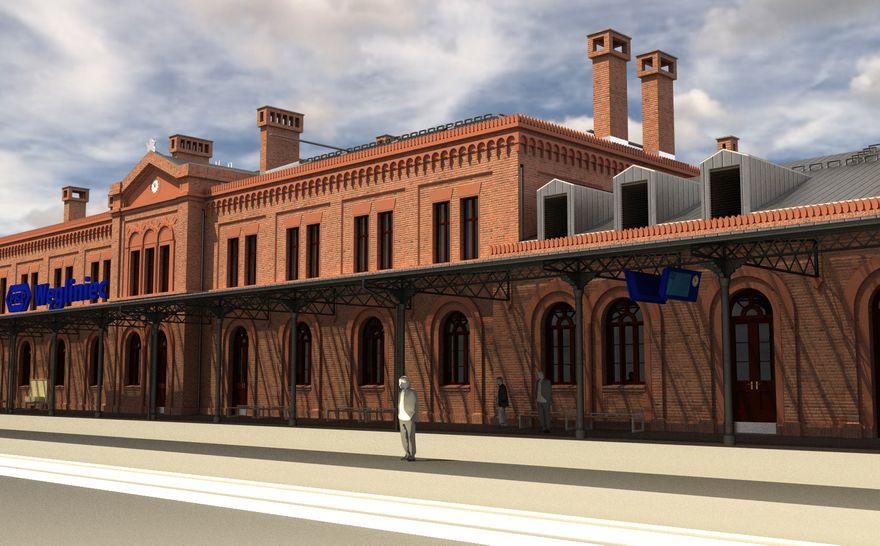 Węgliniec: Czas na przebudowę dworca w Węglińcu