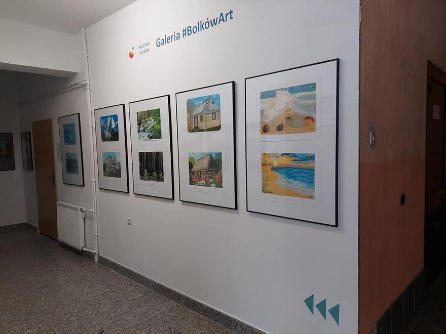 Bolków: Powstała galeria