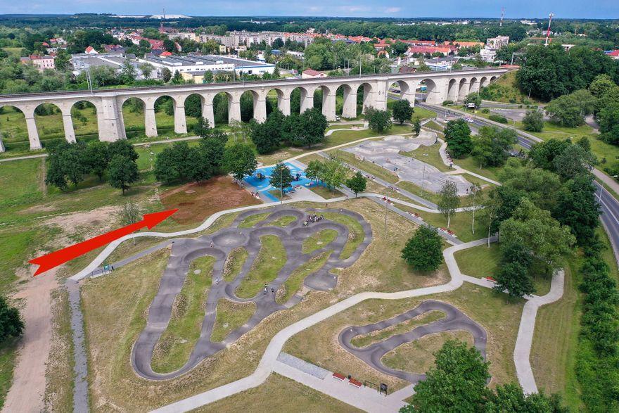 Bolesławiec: Balance park