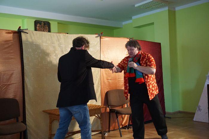 Szklarska Poręba: Terapia teatralna