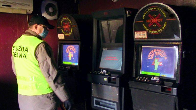Region: Nielegalny hazard na celowniku KAS i policji