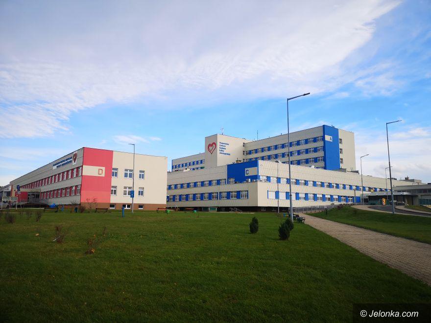 Jelenia Góra: W szpitalu można już oddać osocze
