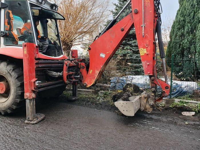 Powiat: Remont drogi w Miłkowie – będzie II etap