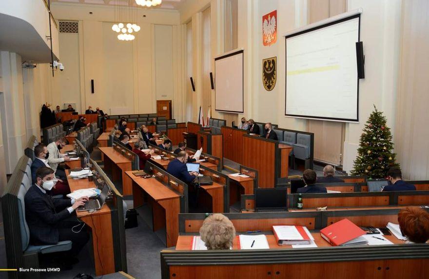 Region: Budżet województwa przyjęty