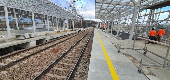 Wałbrzych: Nowy przystanek na linii z Jeleniej Góry do Wrocławia