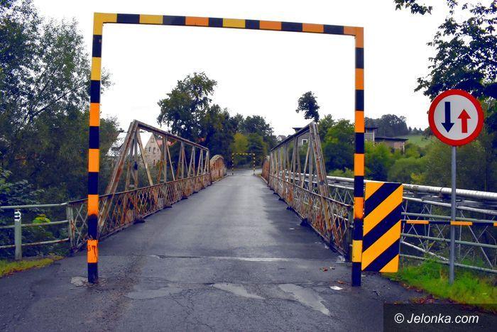 Powiat: Wstęp do remontu mostu w Siedlęcinie