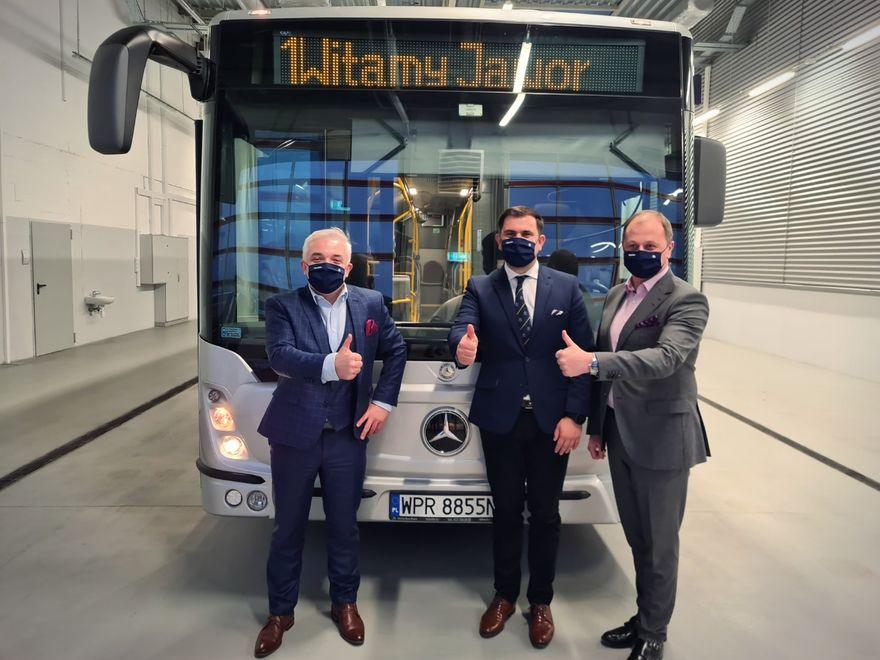 Jawor: Autobus dla mieszkańców