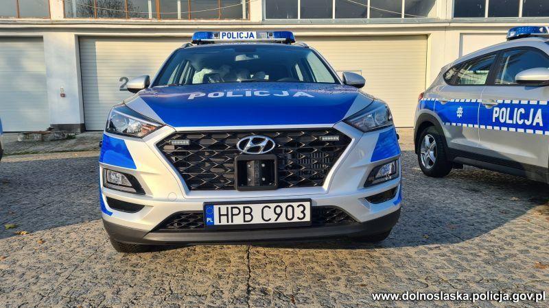 Region: Nowe auta dla policji