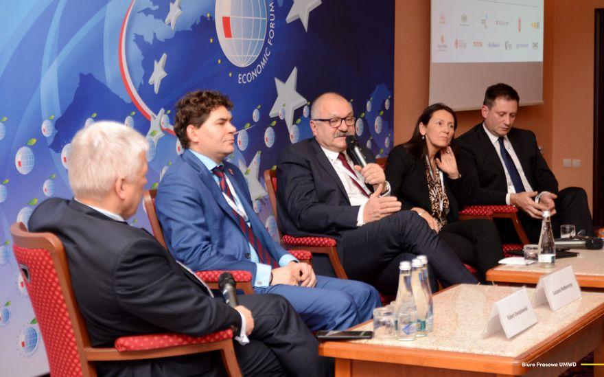 Region: Międzynarodowe Forum Ekonomiczne zostaje w Karpaczu
