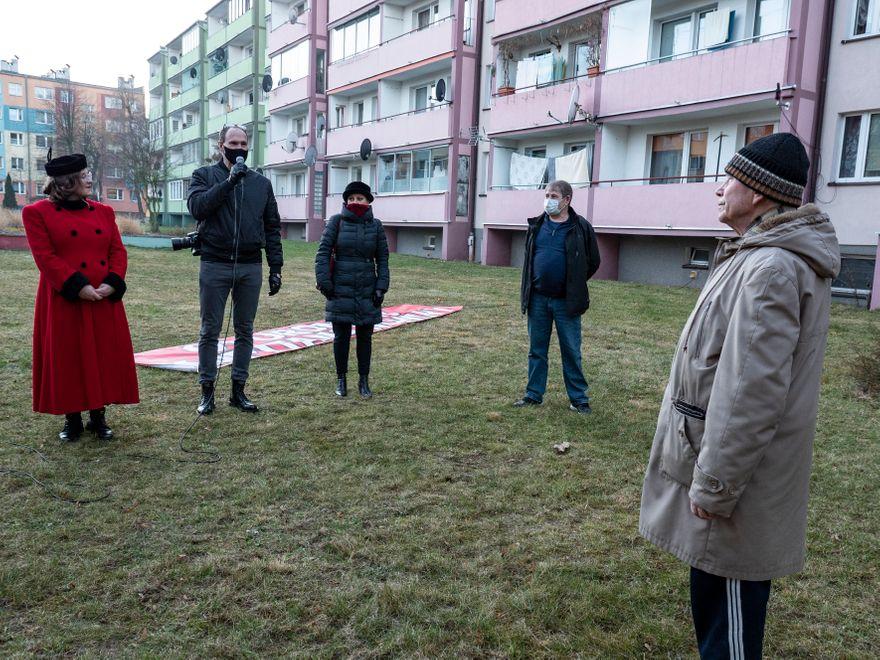Jelenia Góra: Takich urodzin kapitan Nowina nie miał nigdy