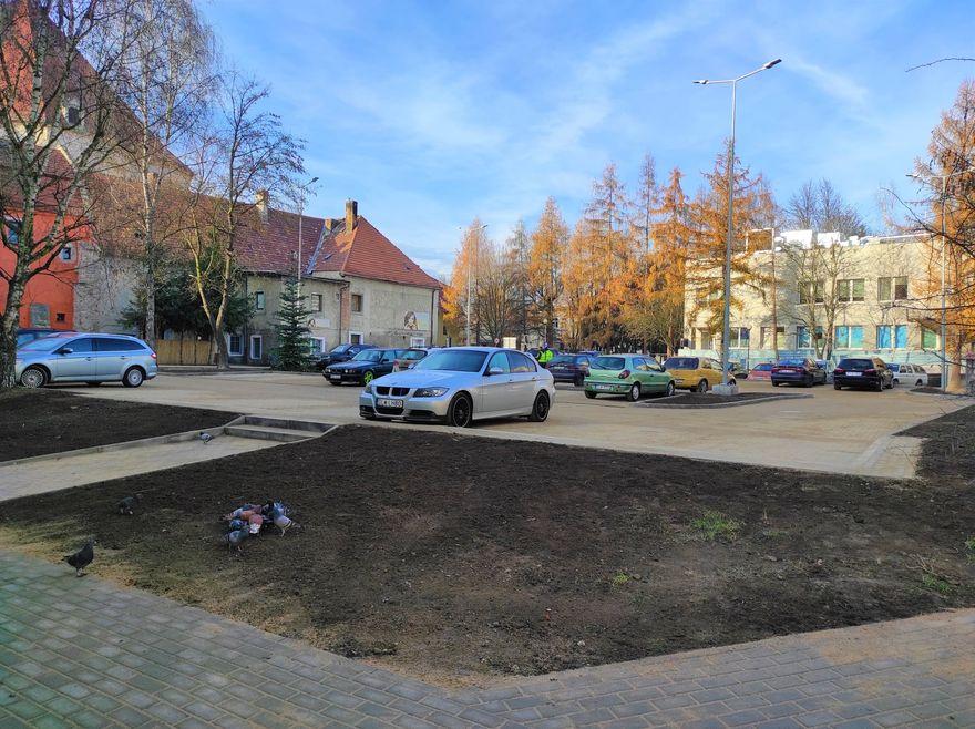 Lwówek Śląski: Parking już działa