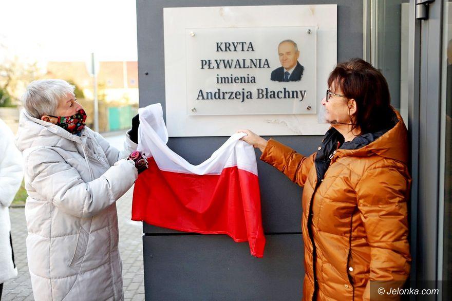 Jelenia Góra: Kryta pływalnia w KPSW im. Andrzeja Błachno