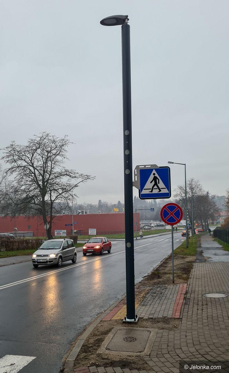 Bolesławiec: Przejścia doświetlone
