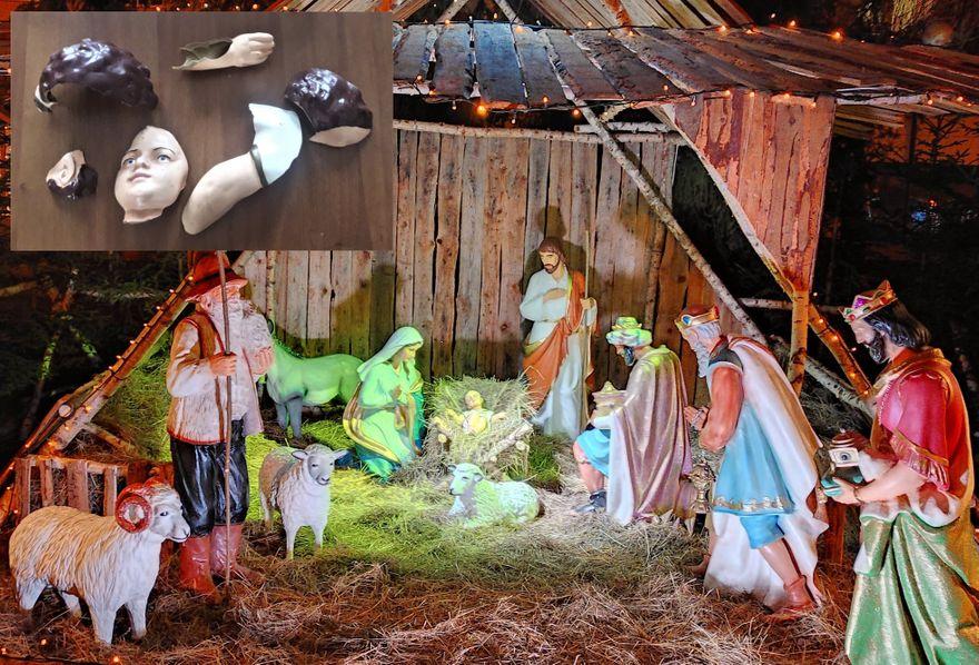 Lwówek Śląski: Ukradli figurkę Jezusa