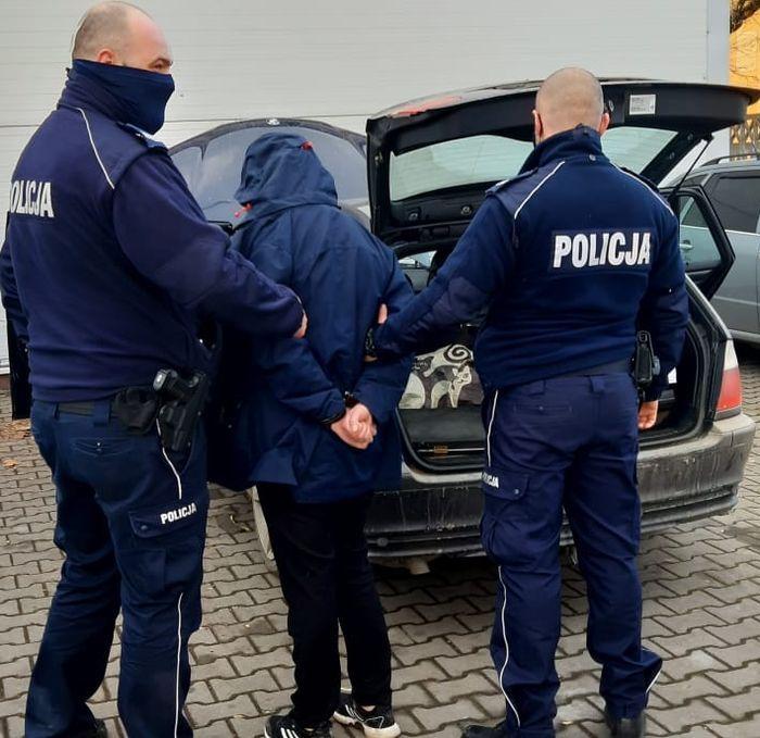 Jelenia Góra: Dzielnicowi zatrzymali podejrzanych o kradzież