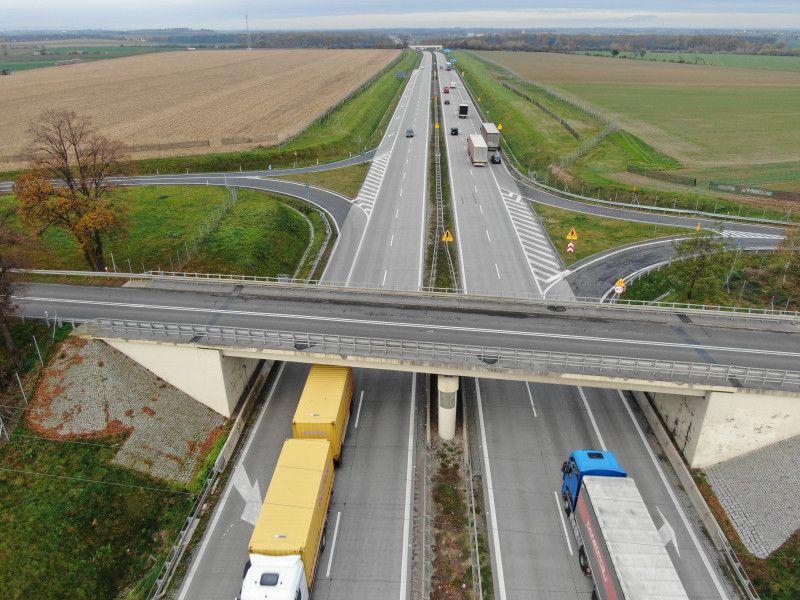 Region: Rozbudowa autostrady z budową S5