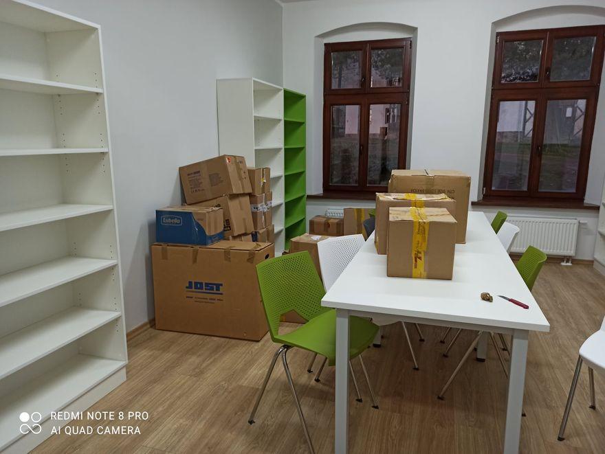 Kowary: Książki w filii czekają